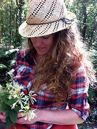 Amanda Vesty founder Jack In The Green & Ancient and Sacred Trees Of Britain