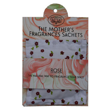 Rose Scented Fair Trade Scented Sachet