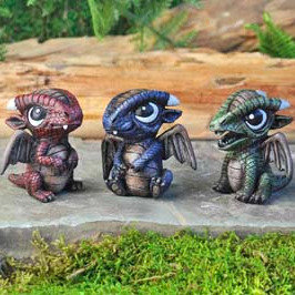 Baby Dragons (Set of 3)
