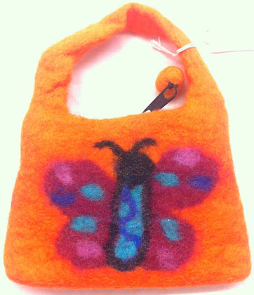 Fair Trade Felt MIni Bag