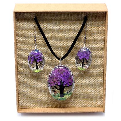 Lavender Tree of Life