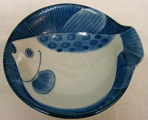 Small Japanese Fish Bowl