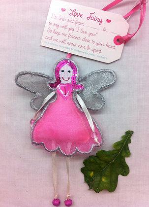 Fair Trade Love Fairy