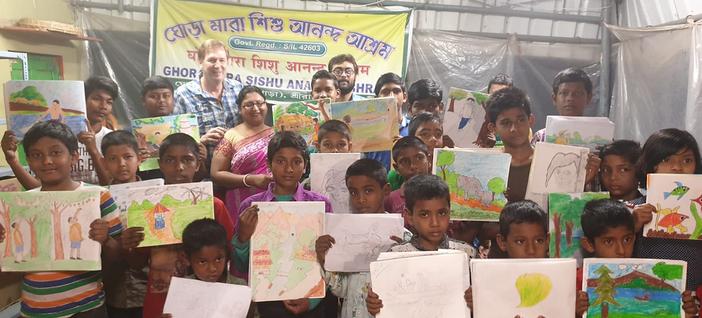 Children supported by Jack In The Green