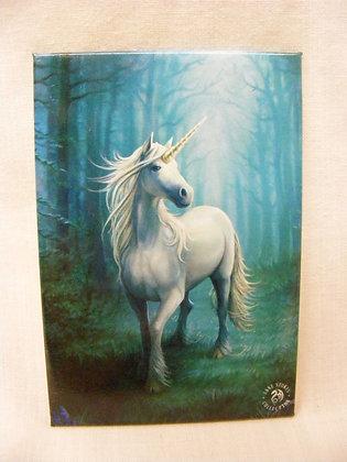 Woodland Unicorn Fridge Magnet