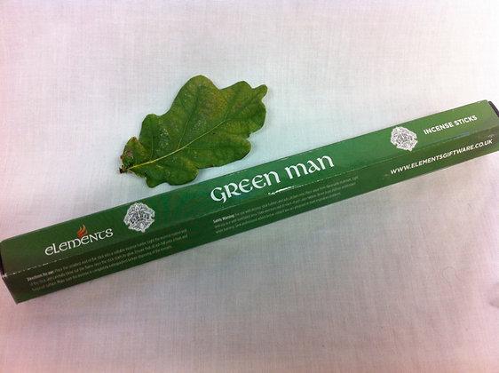 Green Man Incense