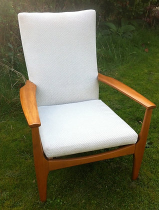 Parker Knoll Vintage 1060's Lounge Chair