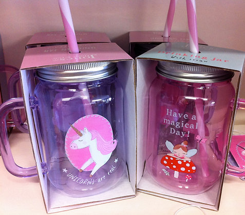 Pink Fairy Cup