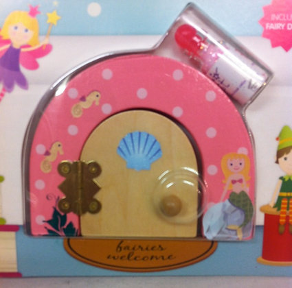 Mermaid Opening Fairy Door