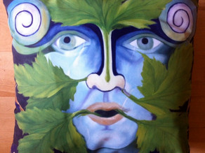Green Man At Jack In The Green