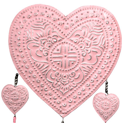 Pink Heart Mobile