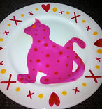 Pottery painting, Jack In The Green, Congleton, Cheshire, craft, activities, Adult classes & workshops