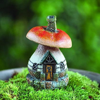 Mirco-Mini Mushroom Cottage
