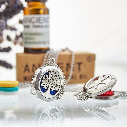 Tree Aromatherapy Necklace