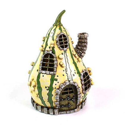 Striped Gourd House