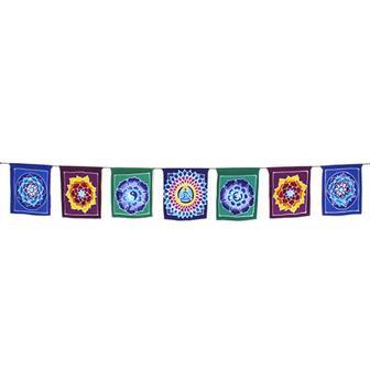 Mandala Flags