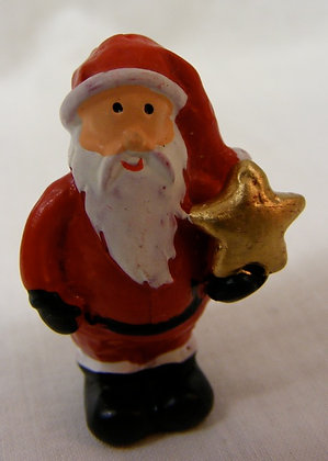 Father Christmas with Star