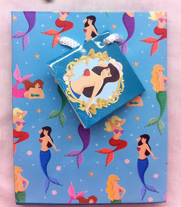 Mermaid Mini Gift Bag