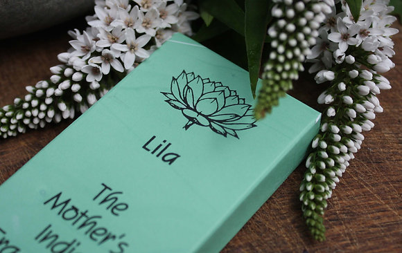 Lila Incense Fair Trade Mothers India