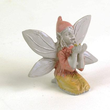 Kneeling Butterfly Fairy