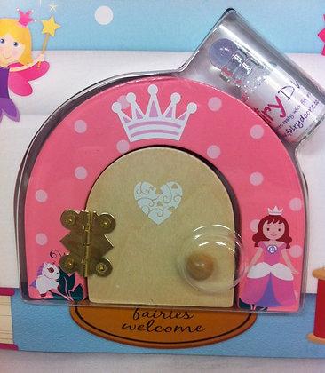 Opening Princess Fairy Door