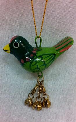 Fair Trade Birdy Bell