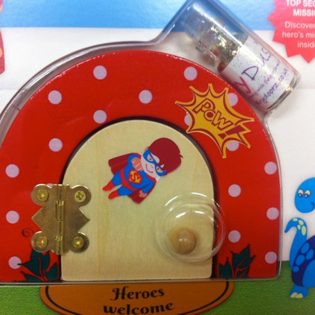 Hero Fairy Doors