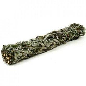 Black sage smudge stick