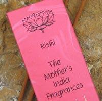 Rishi Incense Fair Trade Mothers India