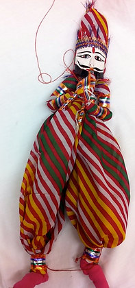 Fair Trade Indian Puppet