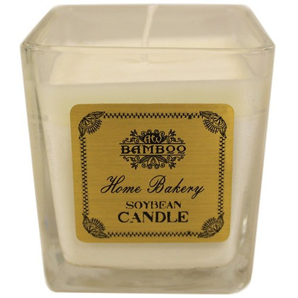 Home Bakery Soy Candle in Recycled Glass Pot