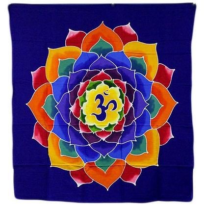 Om - Chakra Flower