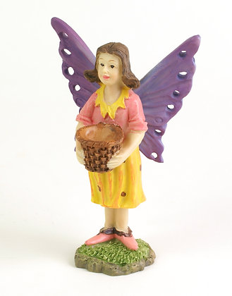 Fairy With Basket