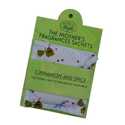 Cinnamon and Spice Scented Fair Trade Sachet