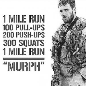 Memorial Day Murph & BBQ