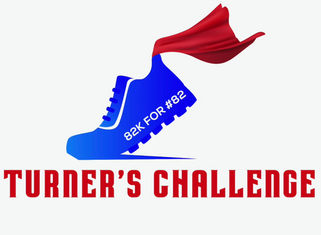 Turner's Challenge Wrap-Up and Turner's Birthday Celebration