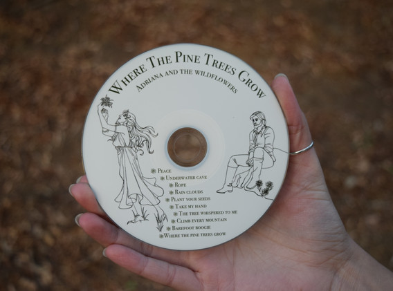 Where The Pine Trees Grow CD