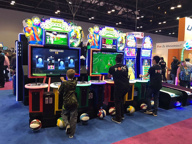 Fantasy Soccer is Bringing Sports Back to Arcades