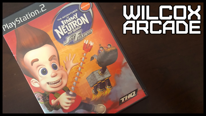 The Adventures of Jimmy Neutron Boy Genius: Jet Fusion (PlayStation 2) Review