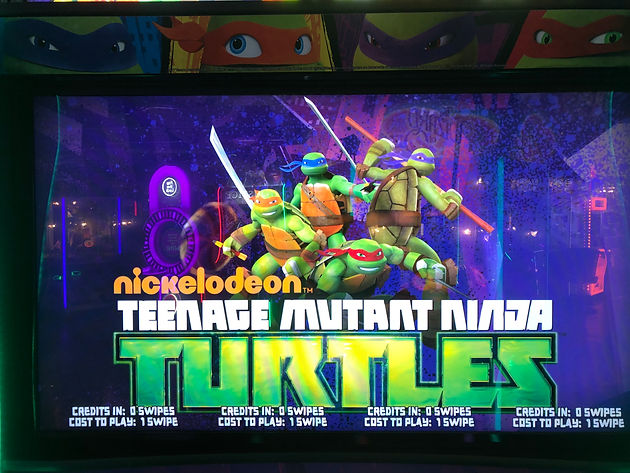 A Preview of the New Teenage Mutant Ninja Turtles Arcade Game From