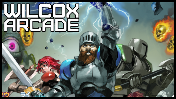 Exa-Arcade Updates: Lightning Knights, Shikhondo, Chaos Code, and Sales Numbers