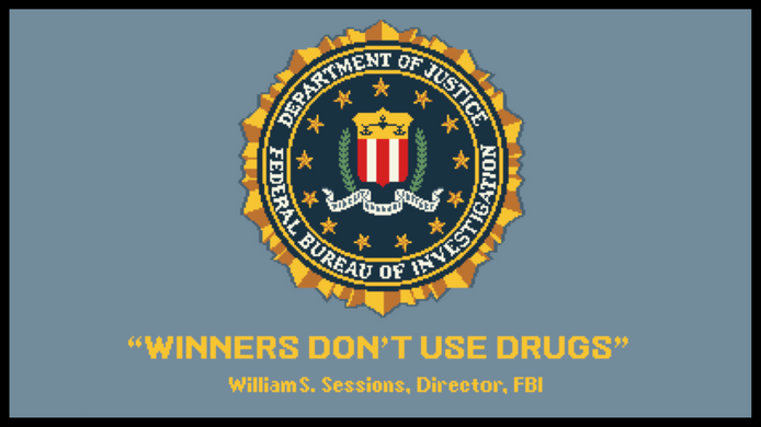 "William S. Sessions of ""Winners Don't Use Drugs"" Fame Passes Away"