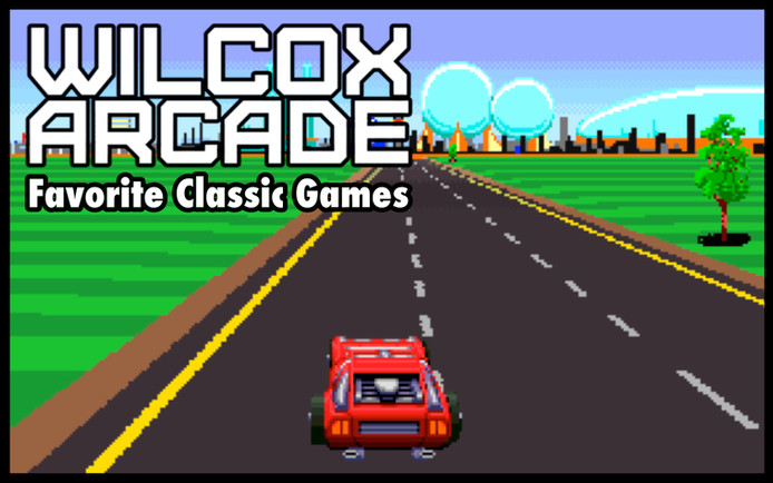 My Favorite Classic Arcade Games