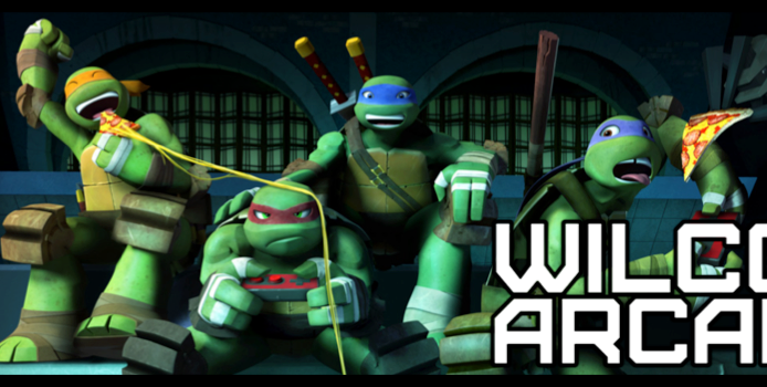 Raw Thrills saves the day with their new 'Teenage Mutant Ninja Turtles' beat 'em up arcade game