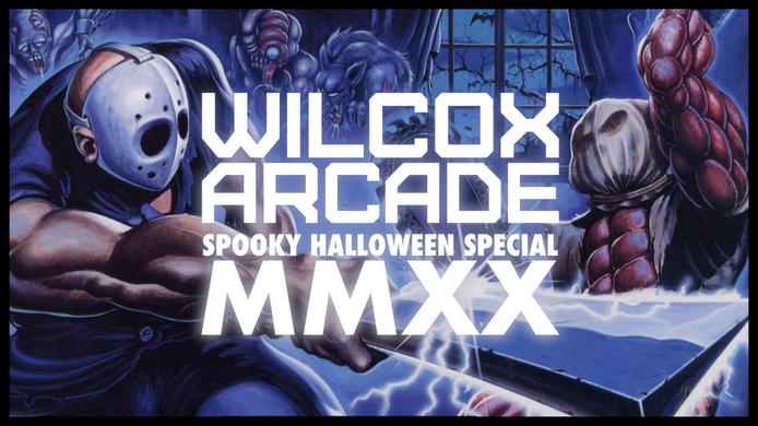 7 Spooky Arcade Games for the Halloween Season
