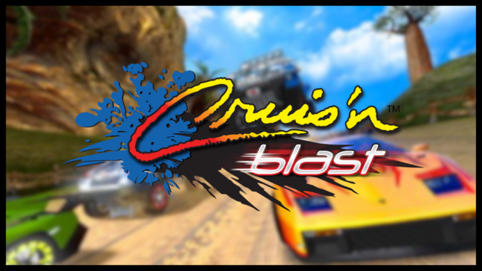 Cruis'n Blast Receives Update With Replacement Cars and New Pricing Setting