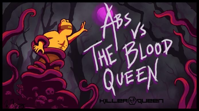 BumbleBear Games Announces Abs Vs. The Blood Queen Via Kickstarter