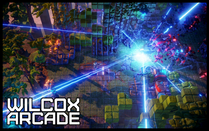 Cosmotrons Thoughts and Nex Machina Cabinet Reveal