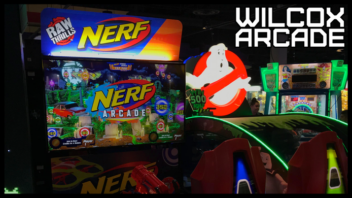 Nerf Arcade is a Curious Case