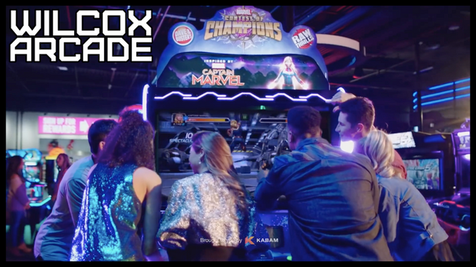 Marvel: Contest of Champions Arcade Impressions